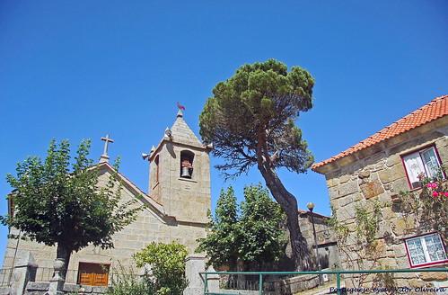 Igreja Matriz de Campo Benfeito - Portugal 🇵🇹