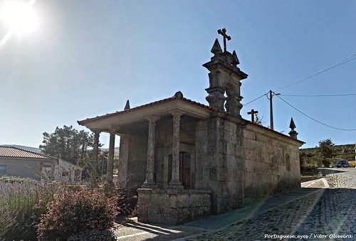 Capela de Nossa Senhora das Antas - Mezio - Portugal 🇵🇹