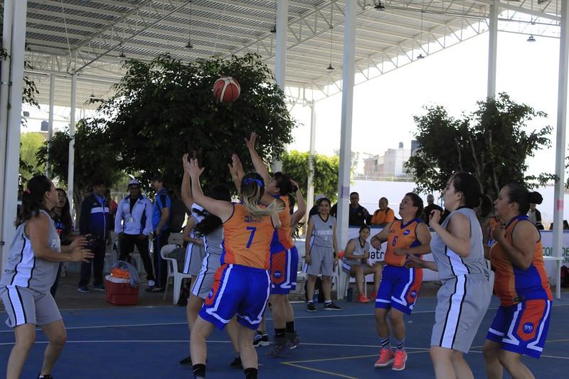Básquetbol Femenil