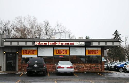 Delevan Family Restaurant - Delevan, Wisconsin