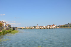 River Saône - Photo of Senozan