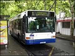 Heuliez Bus GX 317 – Tisséo – Réseau Urbain / Tisséo n°9927 - Photo of Auzielle