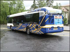 Heuliez Bus GX 327 – Tisséo – Réseau Urbain / Tisséo n°0650