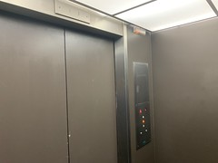 elevators in office buildings off loop 410