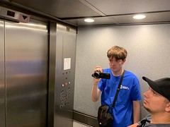 OTIS Lexan elevators in San Antonio