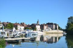 River Saône - Photo of Navilly