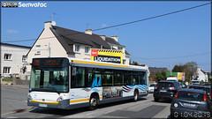 Heuliez Bus GX 327 – RD Lorient Agglomération (RATP Dev)  / CTRL (Compagnie de Transport de la Région Lorientaise) n°375