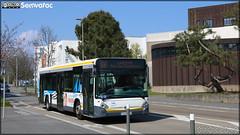Heuliez Bus GX 327 – RD Lorient Agglomération (RATP Dev)  / CTRL (Compagnie de Transport de la Région Lorientaise) n°357