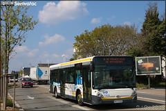 Heuliez Bus GX 337 – CTM (Compagnie de transports du Morbihan) (CAT, Compagnie Armoricaine De Transports) (Transdev) / CTRL (Compagnie de Transport de la Région Lorientaise) n°71618