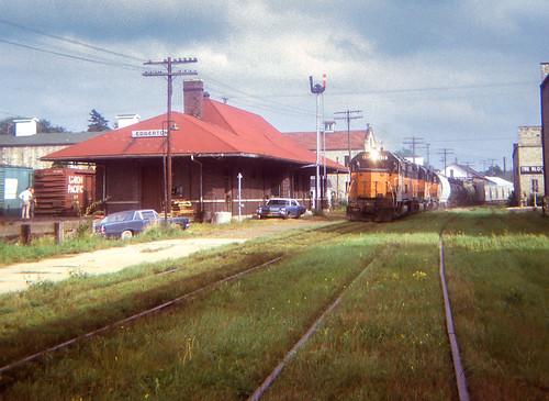 Edgerton, Wisconsin 1972