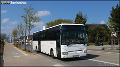 Irisbus Crossway – CTM (Compagnie de transports du Morbihan) (CAT, Compagnie Armoricaine De Transports) (Transdev) / CTRL (Compagnie de Transport de la Région Lorientaise)