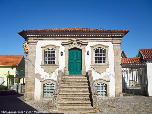 Casa das Armas Reais - São João de Areias - Portugal 🇵🇹