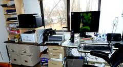 My work center