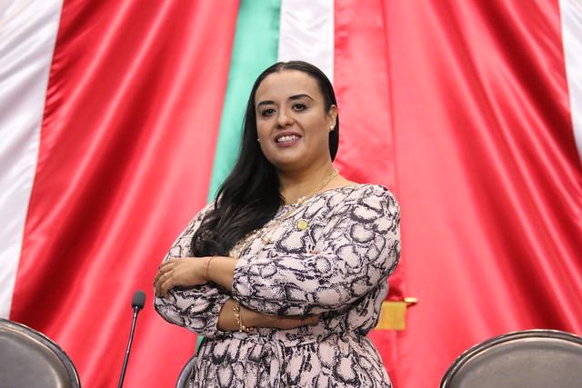 03/12/2019 Grabación para el  Canal del Congreso Dip. María Beatriz López Chávez