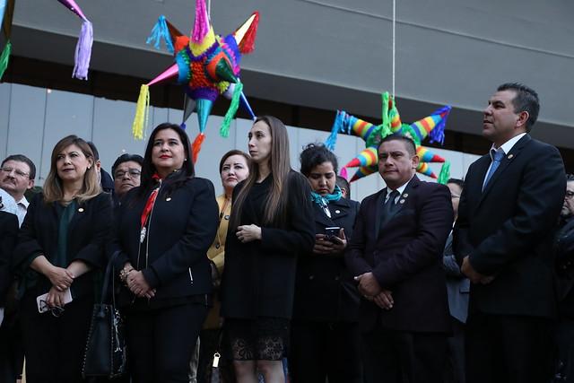 03/12/2019 Encendido del Árbol Navideño de la Cámara de Diputados