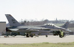 F-16A Texas
