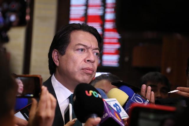03/12/2019 Entrevista Dip. Mario Delgado Carrillo