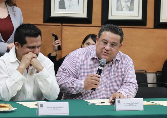 04/12/2019 Instalación Grupo De Amistad México-Rusia