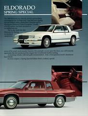 1990 Cadillac Eldorado Spring Special