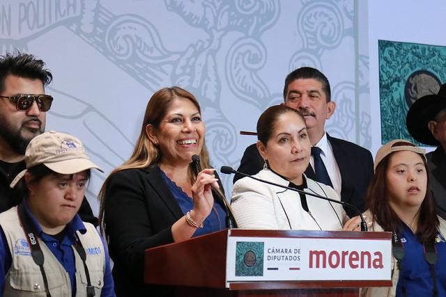 03/12/2019 Conferencia De Prensa Dip Carmina Yadira