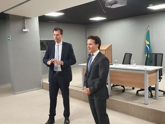 04/12/2019 Ato de Assinatura Aeroporto Regional da Serra - Aviação Civil