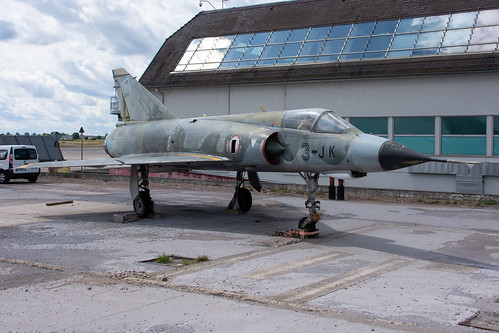 French Air Force Mirage IIIE 509