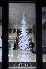 Enbridge Lobby Tree