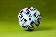 Uniforia, the official Euo 2020 ball, UEFA European Championship