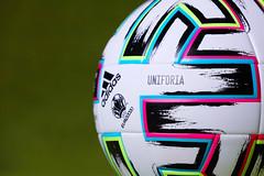 UEFA Euro 2020 Official Ball, close-up