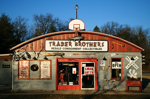 Trader Brothers - Twin Lakes, Wisconsin