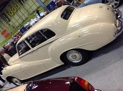 Bentley R Type Lightweight Saloon by H J Mulliner (1954)