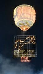 BIRMANIE TAUNGGYI Balloon Festival