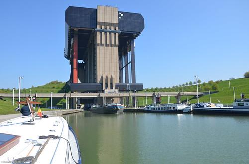 Canal du Centre (BE)