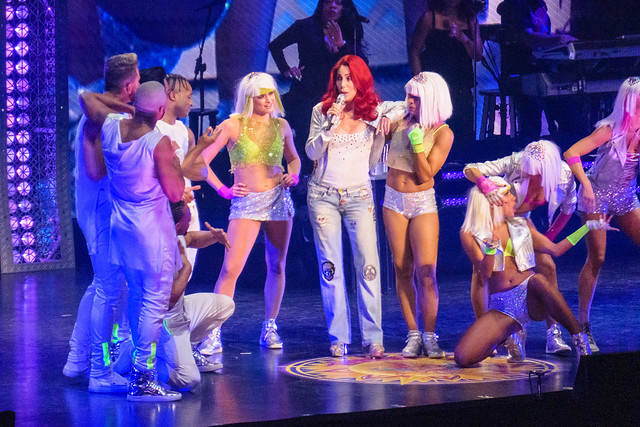 Cher : Here We Go Again Tour - Madison Square Garden, New York (2019)