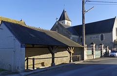 Vallières-les-Grandes (Loir-et-Cher).