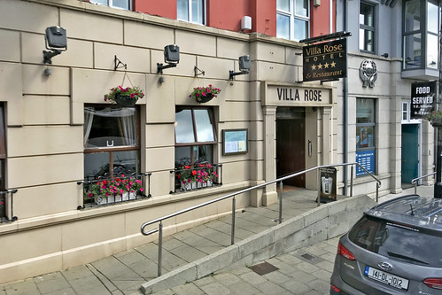 Villa Rose Hotel & Restaurant in Donegal Town, County Donegal, Ireland