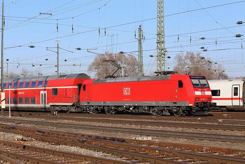 DB Regio 146 122-7, Basel Bad Bhf