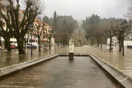 Avenida Dr. Alfredo Sousa, Lamego - Portugal