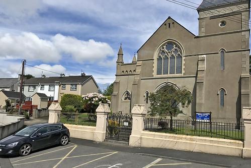Fahan Presbyterian Church in Stranorlar, Ireland