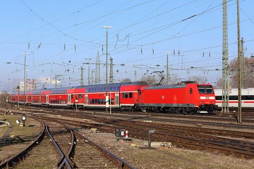 DB Regio 146 111-0, Basel Bad Bhf