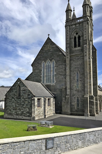Church in Ballbofey, Ireland