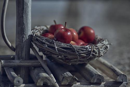 Crab apples