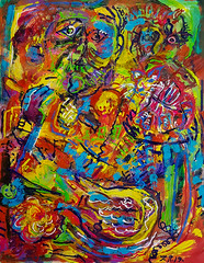 Paintings and  Abstract Artwork