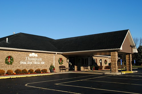 Thompson Spring Grove Funeral Home - Spring Grove, Illinois