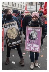Manifestations / On strike