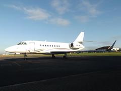 PH-JWLDassault Falcon-2000LXS (Cartier Europe BV)