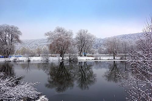 winter mirroring