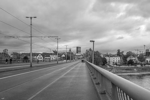 Wettsteinbrücke, Bâle