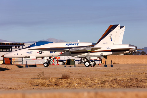 McDonnell Douglas F-18A Hornet | 160775 | China Lake Museum
