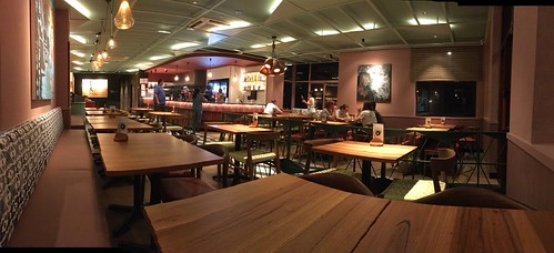 Quiet Friday Night at Nando's, Bunbury